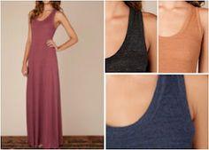 Cotton Maxi Dress... looks soo comfy