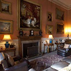 Downton Abbey: Highclere Castle interiors tour