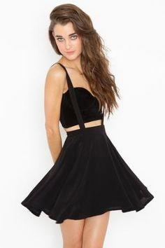 Everyone needs a little black dress