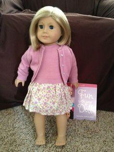 American Girl Doll Kit Kittredge   eBay