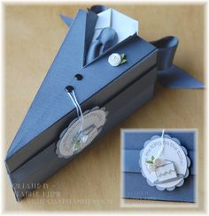 Groom box - Stampin' Connection