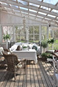 Outdoor room by christine