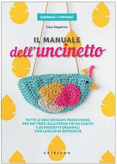 Italian #crochet book via IDA Lifestyle