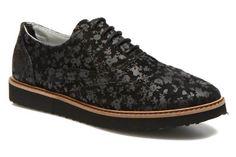 Chaussures à lacets Andy Power Ippon Vintage vue 3/4