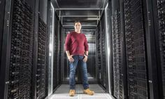 Data centers—large clusters of servers that power cloud computing operations, e-commerce and more—are one of the largest and fastest-growing consumers of electricity in the United States.
