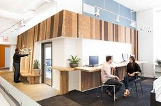 LivePerson's NYC Office | 22 Gorgeous Startup Offices You Wish You Worked In