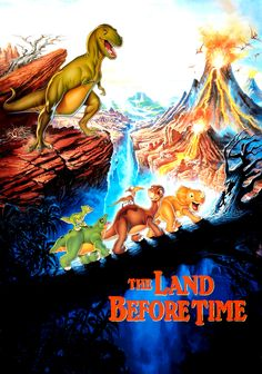The Land Before Time VIII: The Big Freeze hdvix - When the dinosaur families get trapped in a valley by an ice storm, one family of \ Jurassic Park, Jurassic World, Hd Movies Online, Tv Series Online, Episode Online, Childhood Movies, My Childhood, Movies To Watch, Good Movies