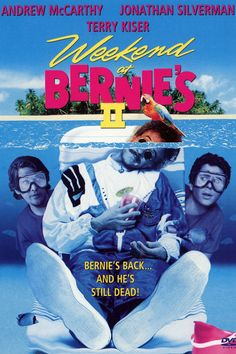 weekend at bernies cast - Google Search