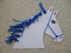 Výsledek obrázku pro už martin na bílém koni text Toddler Crafts, Preschool Crafts, Kids Crafts, Diy And Crafts, Arts And Crafts, Winter Art Projects, Winter Crafts For Kids, Art For Kids, Farm Animal Crafts