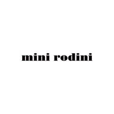 MINI RODINI // Webshop of the brand Mini Rodini. They carry a sustainable range of kids clothes, including GOTS certified organic cotton pieces and recycled materials.