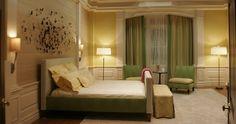 serena van der woodsen's room by shelby