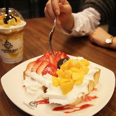 #황사 에 좋은 음료, #딸기 로 만들어진 메뉴는 #커피베이에 뭐가 있을까? http://www.g-enews.com/news/articleView.html?idxno=138374