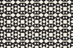 """""""Facets"""" fabric by Alexander Girard, 1952"""