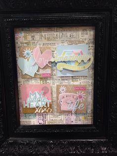 Heidi Swapp NEW CHA Winter 2014 Sample Projects - Scrapbook.com