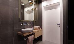 mała łazienka projekt wnętrza