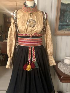 Folk Costume, Costumes, Norway, Victorian, Traditional, Clothes, Dresses, Fashion, Outfit