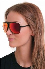 I desperately want these! Mirrored Sunglasses, Sunglasses Women, Le Specs, Eyewear, Vogue, Black, Fashion, Moda, Eyeglasses