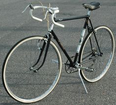 1953 J.C. Parkes Magpie Lightweight Vintage Racing Bicycle.I owned this bike, it would do 50 miles an hour.
