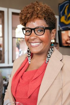 Cassidy Blackwell attends the Fall Into Natural event hosted by NaturalSelectionBlog in Oakland, California.