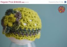 HUGE SALE READY To Ship - Baby bulky beanie. $9,00, via Etsy.