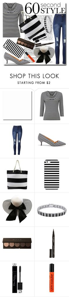 """""""60 Second Style-Job Interview"""" by emmy-124fashions ❤ liked on Polyvore featuring Balmain, Phase Eight, Sole Society, Casetify, Finesque, Smith & Cult, Christian Dior, NYX, jobinterview and 60secondstyle"""