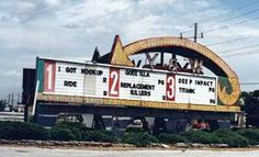 "Y & W Drive-In, Merrillville, IN  Wow does that bring back memories. !st movie I saw here was ""With Six You Get Eggroll"" and saw Star Wars twice here."