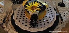 BARGAIN DECORATING WITH LAURIE: SUMMER DINING