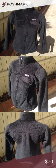 Patagonia Retool Full Zip Sweater Jacket Well loved... size XS. Retail $129. Wash d and worn maybe 9-10 times! Good used condition! Needs a lint roller. No stains or holes. Patagonia Jackets & Coats