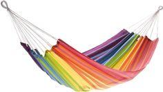 Wetterfeste Tuchhängematte JOIA Rainbow in der Hängematten Boutique unter http://www.haengematten.boutique/haengematten/tuchhaengematten/wetterfeste-tuchhaengematte-joia-rainbow.html