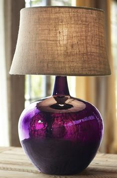 Gorgeous lamp http://rstyle.me/n/irvnhnyg6