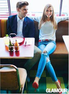 Johannes and Olivia
