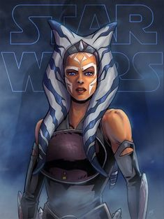 Quick drawing of Ahsoka. Tribute to the great finale of Rebels No Jedi Star Wars Film, Star Wars Fan Art, Star Wars Padme, Star Wars Rebels, Tolkien, Jedi Meister, Asoka Tano, Star Wars Canon, Star Wars Drawings