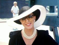 Joan Collins as Alexis Carrington in Dynasty (1981-89)