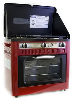 Outdoor Camp Oven with Grill - Camp Chef - The Way to Cook Outdoors-  I can hardly wait to use it this summer.  Camping muffins and cookies and pizza here we come.  YEAH!!!!