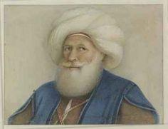 President Of Egypt, Dna Genealogy, Blue Green Eyes, Muhammad Ali, Large White, 19th Century, History, Portrait, Egyptian