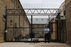 Cooma jail opens its doors to reveal life inside one of Australia's oldest working prisons - ABC News (Australian Broadcasting Corporation) Prison Cell, Behind Bars, Beautiful Pictures, Louvre, Australia, Windows, Doors, Abc News, Stupid