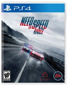 EA Releases Box Art for Need for Speed Rivals