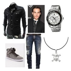 """Chase Electro"" by batgirl-natasja on Polyvore featuring Tommy Hilfiger and Bling Jewelry"