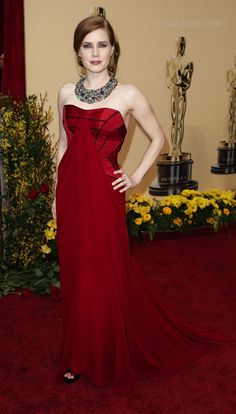 AMY ADAMS RED CARPET | photo galleries amy adams at the 85th annual academy awards amy adams ...