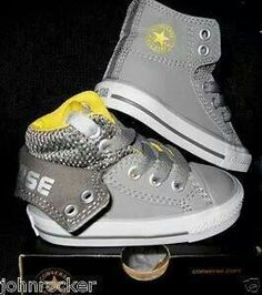 Cute little chucks for baby!