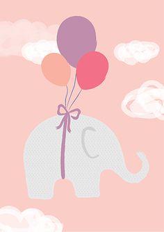My Pink Plum! | DIY | Wnętrza | Design | Ślub i wesele | Lifestyle: [GRAFIKA] Obrazki do pokoju dziecka