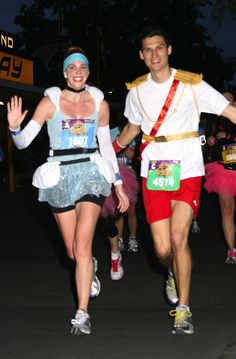 Some day I'd like to run the Disney princess half marathon in costume