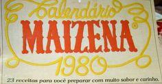 Calendário ... Jam Cookies, 1980, Good Food, Food And Drink, Eat, Cooking, Desserts, Blog, Chocolates