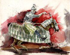 suluboya / watercolor 15x20