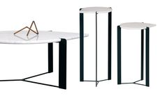 Skram Furniture Company's Drop Series Side Tables were featured in Boston Magazine. | Fall 2012 | #droptable #coffeetable #sidetable #cocktailtable #livingroomfurniture #bedroomfurniture #diningroomfurniture #homedecor #modernfurniture #skramfurniture #madeinamerica