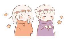 Chibi Eyes, Chibi Boy, Anime Chibi, Cute Little Drawings, Cute Cartoon Drawings, Easy Drawings, Cute Chibi Couple, Cute Couple Art, Easy Anime Eyes