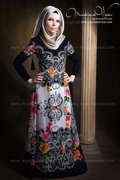 Hijab Style by Muslima Wear Summertime Collection www.muslimawear.com