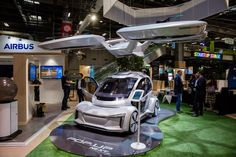 Move Over Luxury Cars, Germany Wants to Trial Flying Taxis - Bloomberg