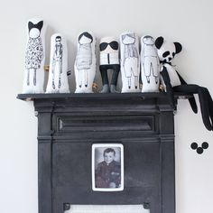 Jonnie's Monochrome Boy's Bedroom - Rock My Family | UK baby, pregnancy and family blog - Image by Donna Howell - see more over on http://www.rockmyfamily.co.uk/jonnies-monochrome-boys-bedroom/