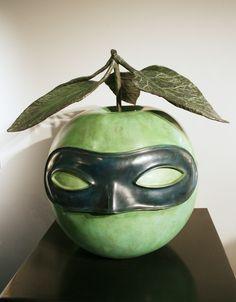 René Magritte - Maria The Priest, 1960 Homo Habilis, Rene Magritte, Conceptual Art, Medium Art, Paper Mache, Art World, Art History, Contemporary Art, Sculpture